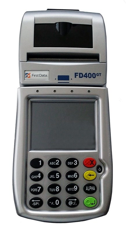 FD100 CREDIT CARD TERMINAL